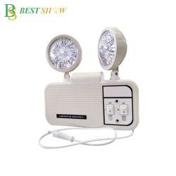 Il gemello automatico di prezzi poco costosi della fabbrica di RoHS Guangzhou del Ce dirige l'indicatore luminoso Emergency Ni-CD della batteria LED