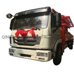 Precio sorprendió sobre camión de cemento de hormigón camión bomba pluma