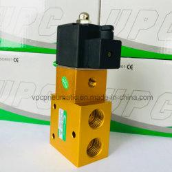 Hochdruckflaschen-durchbrennenmaschinen-Sicherheits-Magnetventil der Methoden-Vpc23jd-15 3