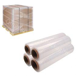 Ausdehnungs-Film-Handrollenshrink-Verpackung Australien-populäre 20mic X 400m LLDPE