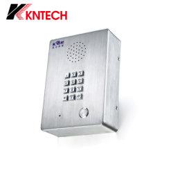 비상 호출 지점/Pax 시스템 Knzd-03 도움말 회선 도어 전화