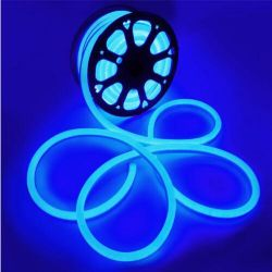 Magic 24V com mudança de cor RGB LED Neon Flex LED tubo de PVC/Silício