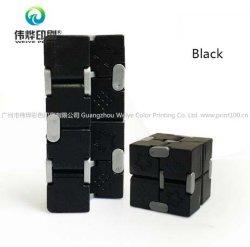 Infinito Magic Cube Toy cúbica de Redução de Pressão