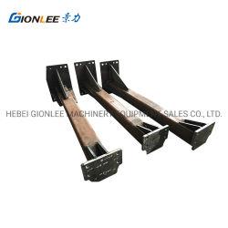 Hebei fabricants fournissent des pièces de structure en acier au carbone de grandes pièces soudées