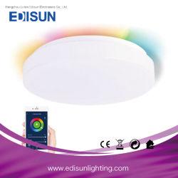 A banda decorativa iluminação doméstica WiFi Tuya LED inteligente de luz de tecto