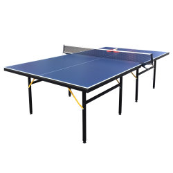 Tabela de barata de ténis de mesa de ping-pong de boa qualidade ideal para toda a família