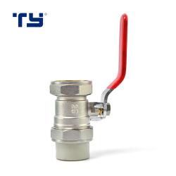 최고 질 새로운 물자 PPR 공 격발준비작용 벨브 스톱 밸브