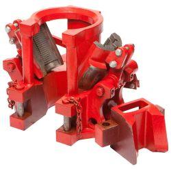 Chd 120 toneladas de la API de tipo tubo/tubo de perforación neumática arañas 1.315-31 Carcasa/2, 31/2-41/2, 43/4, 5, 51/2