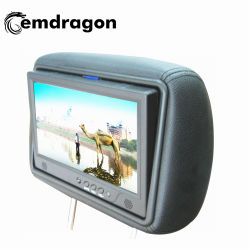 7 Polegadas-de-cabeça de Táxi Publicidade Interior Player Digital Signage LCD para Uso da Fábrica a publicidade de cerveja Full HD 3G WiFi ad Player Download do Vídeo Ad Player