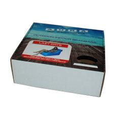 L'impression offset Boîte en carton ondulé d'emballage de marchandises pour l'utilisation