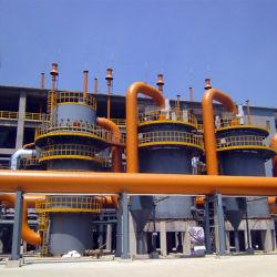 Gassificazione migliore del gassificatore del carbone della singola fase/carbone per la pianta della generazione del gas