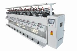 Zachte Windende Machine voor het Sterven Garen (TS008S)