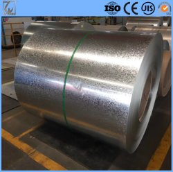 Il Gi ad alta resistenza di Dx51d ha galvanizzato la bobina d'acciaio per i comitati industriali