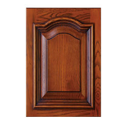 Chambre à coucher Coiffeuse armoire en bois (YH porte-CD4015)