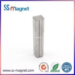 De grands blocs Neo disque personnalisé anneau magnétique du capteur du moteur de super Strong N52 Permanent aimant en néodyme