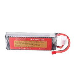 11.1V 4000mAh 30cのリチウム電池RC Lipoのカー・バッテリー