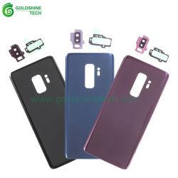 Samsung S9 G960のための卸し売り高いコピーの背部ハウジングカバー置換G960f + G965 G965fの蓄電池カバーとS9