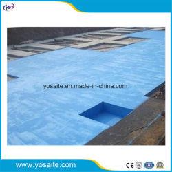 Revestimiento impermeable de poliuretano a base de agua para edificios