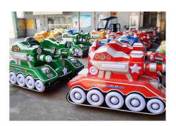 Char de combat de lutte contre Laser électrique Rider 3 Joueur voiture de la batterie