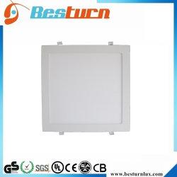 LED de marcação CE UL fina luz interior do teto 12W