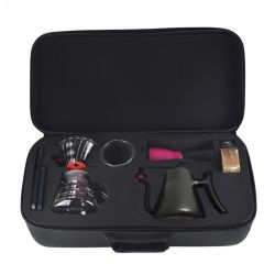 Máquina de café de embalagem caso, ferramenta portátil caso Café caso