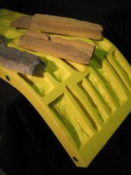 Fabricante China de silicona para moldeo de piedra cultivada