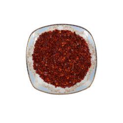 1-3mm ou outra especificação desidratados granulados de pimento vermelho
