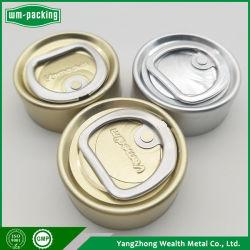 Embalaje de productos farmacéuticos, cortar la tapa de aluminio