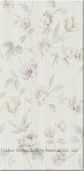 Wall Paper Series Bloemdecoratie keramische wandtegels met rand Voor badkamer (WT-36JW91)