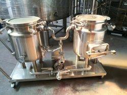 Strumentazione dell'apparecchiatura di collaudo della birra/birra del banco/fabbrica di birra del laboratorio/unità fermentazione di Piolt