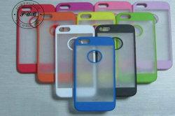 غطاء شفاف مُضفدع لجهاز iPhone 5 (CI5-008)