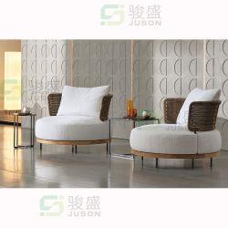 Горячая продажа садовой мебелью в европейском стиле сада диван установлен современный патио диван мебель