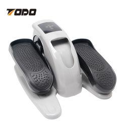Mini Stepper elliptische trainer met weerstandsbanden