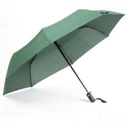 Paraplu van de Stof van Soild van de pongézijde de Auto Open en Dichte