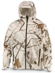 Les hommes' S chaud étanche Snow Camo veste de chasse