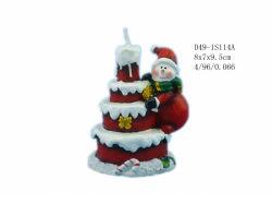 Novo design do Círio de bolo de Natal