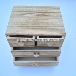 Venta caliente envases de madera de estilo Vintage Europeo gabinete