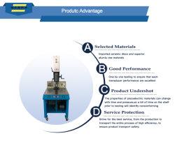 15K2600W Sistema de soldadura por ultrasonidos máquina para la máscara y el plástico y Nonwoven