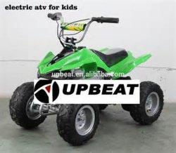 明るい電気小型クォードのバイク350W電気ATV (24V)
