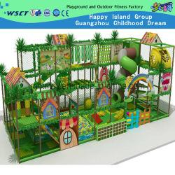 Парк развлечений большой крытый детская площадка детский мягкий Play (H14 - зеленый)