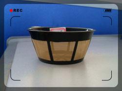 コーヒーのフィルターはフィルターコップを機械で造る