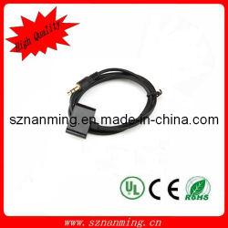 Audio 30pin Female Dock para adaptador de cabo de 3,5 mm (NM-USB-684)