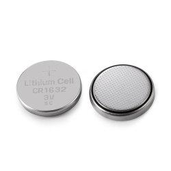 زرّ خليّة [كر1632] [3ف] عملة خليّة عنصر ليثيوم زرّ بطارية