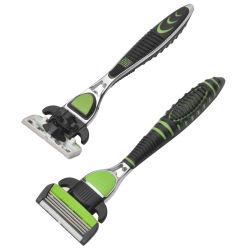 Top Ventas Cinco Sistema de cuchilla de afeitar Compite con Dorco