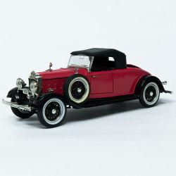 Alta qualità 1/18 di automobile di plastica dell'annata del modello dell'automobile della scala per il regalo