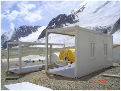 Camp de solution pour projet hors site