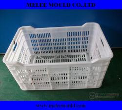 Cuadro de volumen de negocios de plástico molde para caja de almacenamiento con el canal caliente