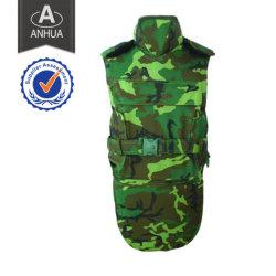 Het militaire Kogelvrije vest van de Bescherming van de Camouflage Volledige