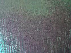 Gold Metal Glitter Organza Fabric