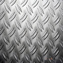 Piatto Checkered dell'acciaio inossidabile (304 304L 316 316L)